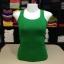 เสื้อกล้ามหลังสปอร์ต สีเขียวสด thumbnail 2