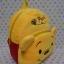 กระเป๋าเป้สะพายหลังใบเล็กจิ๋ว หมีพูห์ Pooh ขนาดกว้าง 5 ซม * ยาว 22 ซม * สูง 22 ซม สำหรับเด็กเล็ก 2-3 ขวบ thumbnail 3
