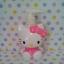 ขวดปั้มสำหรับใส่สบู่เหลว แชมพู ฮัลโหลคิตตี้ hello kitty ขนาดสูง 5.5 นิ้ว thumbnail 1