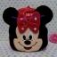 กระเป๋าเป้สะพายหลังใบเล็กจิ๋ว มินนี่เม้าส์ Minnie mouse ขนาดกว้าง 5 ซม * ยาว 22 ซม * สูง 23 ซม สำหรับเด็กเล็ก 2-4 ขวบ thumbnail 2