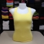 เสื้อกล้ามหลังสปอร์ต สีเหลืองอ่อน thumbnail 2