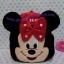 กระเป๋าเป้สะพายหลังใบเล็กจิ๋ว มินนี่เม้าส์ Minnie mouse ขนาดกว้าง 5 ซม * ยาว 22 ซม * สูง 23 ซม สำหรับเด็กเล็ก 2-4 ขวบ thumbnail 1