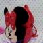กระเป๋าเป้สะพายหลังใบเล็กจิ๋ว มินนี่เม้าส์ Minnie mouse ขนาดกว้าง 5 ซม * ยาว 22 ซม * สูง 23 ซม สำหรับเด็กเล็ก 2-4 ขวบ thumbnail 5