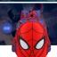 กระเป๋าเป้สะพายหลังลายนูน สไปเดอร์แมน Spiderman ขนาดสูง 14 นิ้ว วัสดุกันน้ำ thumbnail 5