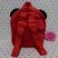 กระเป๋าเป้สะพายหลังใบเล็กจิ๋ว มินนี่เม้าส์ Minnie mouse ขนาดกว้าง 5 ซม * ยาว 22 ซม * สูง 23 ซม สำหรับเด็กเล็ก 2-4 ขวบ thumbnail 3