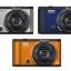 ใหม่ล่าสุด casio exilim ex-zr1600 กล้องฟรุ้งฟริ้ง zr1600 จากคาสิโอ สีน้ำเงิน เทา thumbnail 1