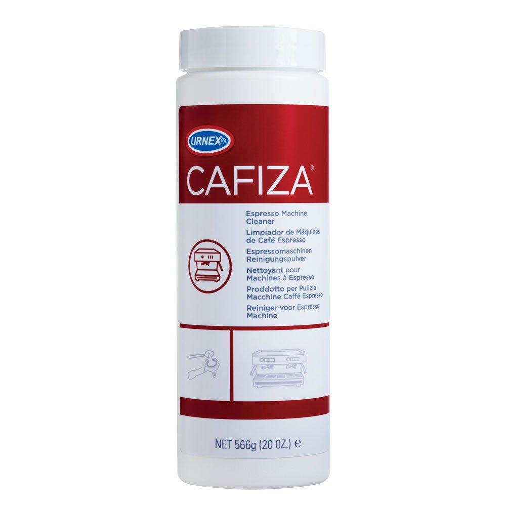 URNEX CAFIZA ผงทำความสะอาดเครื่องชงกาแฟ 566G. รหัส 1122