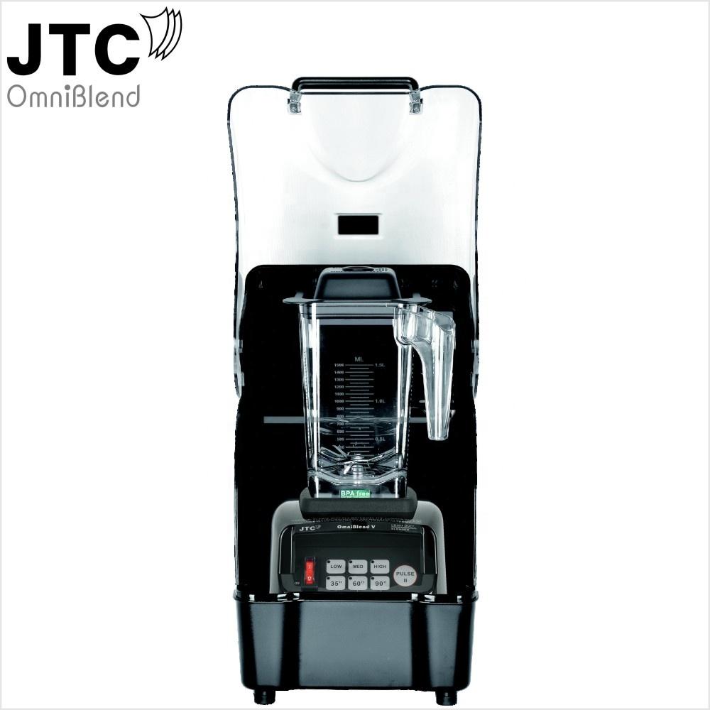 เครื่องปั่นน้ำผลไม้ เครื่องปั่นสมูทตี้ JTC 950 วัตต์ ฝาครอบลดเสียง (AQ800) (สินค้ามือหนึ่งไม่มีประกัน) รหัส 1602-0022